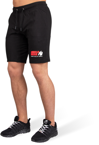 Gorilla Wear San Antonio Shorts - Zwart