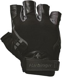 Harbinger Pro - Wash & Dry 2 Fitness Handschoenen - Black - S