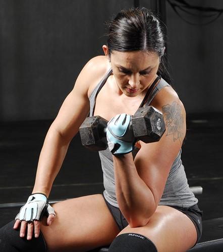 Harbinger Women's Training Grip Fitness Handschoenen-2