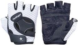 Harbinger Women's Flexfit Open Finger Fitnesshandschoenen White - L