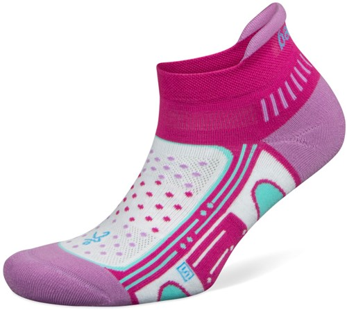Balega Women Enduro No Show Sportsok Roze/Wit