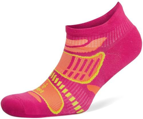 Balega Ultralight No Show Sportsok - Electric Pink