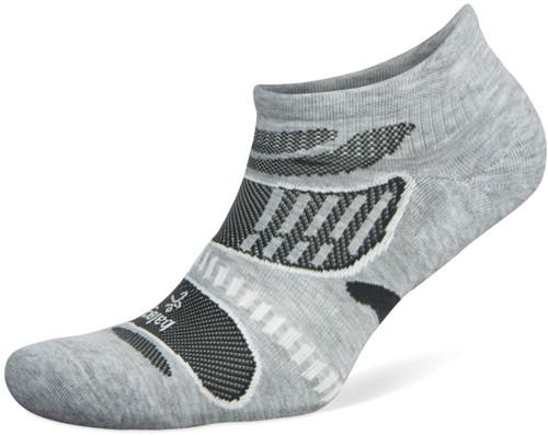 Balega Ultralight No Show Sportsok - Grey / White