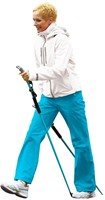 Gymstick force Nordic Walking stokken met DVD-2