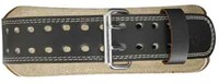 Harbinger 6 Inch Padded Leather Belt-2