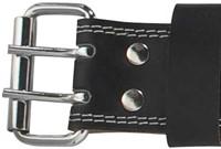 Harbinger 6 Inch Padded Leather Belt-3
