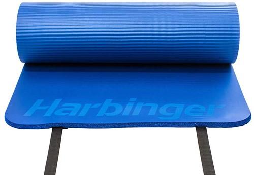 Harbinger Anti-Microbial DuraFoam Fitness Mat - Blauw