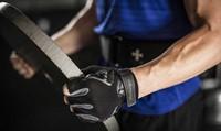 Harbinger Pro Wash & Dry 2 Fitness Handschoenen Black halterschijf