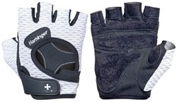 Harbinger Women's Flexfit Open Finger Fitnesshandschoenen White - S