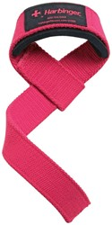 Harbinger Padded lifting strap roze