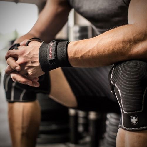 Harbinger Pro Thumb Loop Wrist Wrap-3