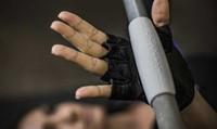 Harbinger Thin Bar Grips