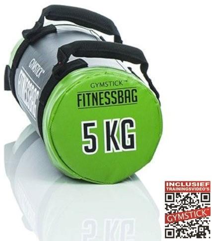 Gymstick Fitness Bag - Powerbag - Met Online Trainingsvideo's - 5 kg