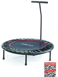 Gymstick Opklapbare Fitness Trampoline - Met Trainingsvideos