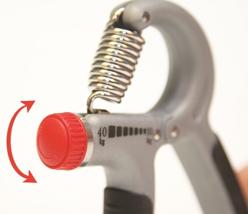 Gymstick verstelbare handknijper - Light-2