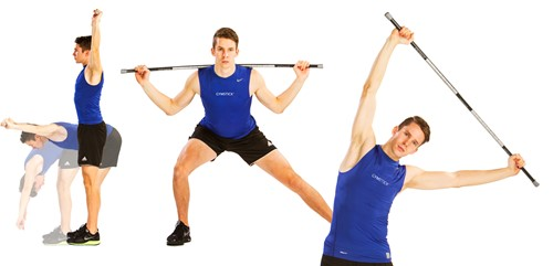 Gymstick Stretching Stick-2