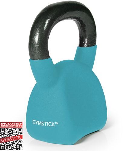 Gymstick Ergo Kettlebell 10 kg - Met Online Trainingsvideo's