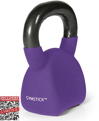Gymstick Ergo Kettlebell 6 kg - Met Online Trainingsvideo's