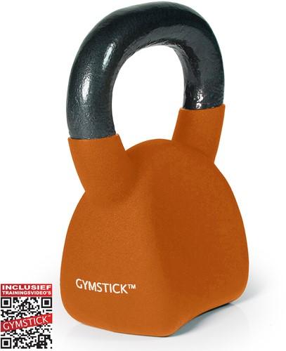 Gymstick Ergo Kettlebell 8 kg - Met Online Trainingsvideo's