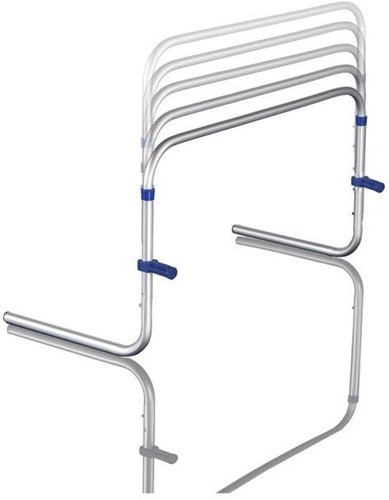 Gymstick Bounce Back verstelbare horde - 66-105 cm