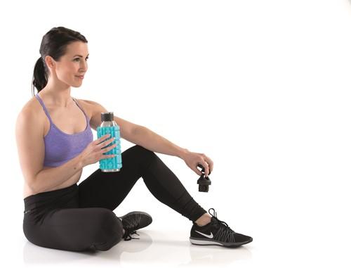 Gymstick bottle roller sfeerbeeld