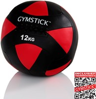 Gymstick Wallball Met Trainingsvideos - 12 kg