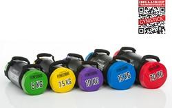 Gymstick Fitness Bag met DVD - 7.5 kg