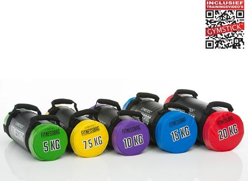 Gymstick Fitness Bag - Met Online Trainingsvideo's - 5 kg