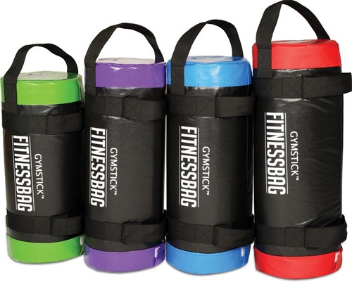 Gymstick Fitness Bag met DVD