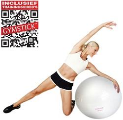 Gymstick Emotion Body Ball - Met Trainingsvideo's - 65 cm