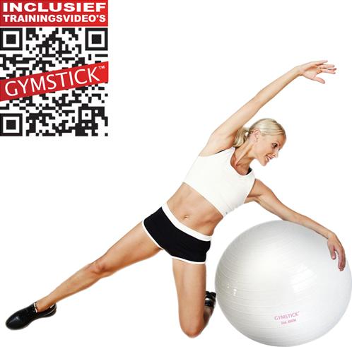 Gymstick Emotion Body Ball - Met Trainingsvideo