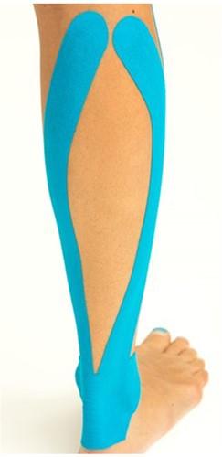 Gymstick Pre-Cut Kinesiotape - Enkel/Kuit
