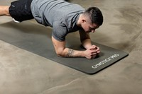 Gymstick fitnessmat NBR Grijs - Met Online Trainingsvideo's-2