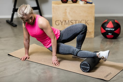 Gymstick Pro Foam Roller Met Trainingsvideo - 45 cm-3