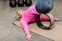 Gymstick Active Yoga Wheel Kurk-2