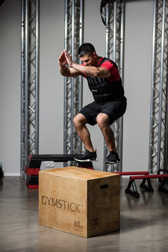 Gymstick Houten Plyo Box 3-in-1-2