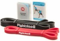 Fight Back Power Bands - Weerstandsbanden met Handvaten - Medium-3