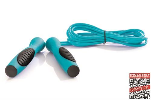 Gymstick Active Springtouw - Met Online Trainingvideo's