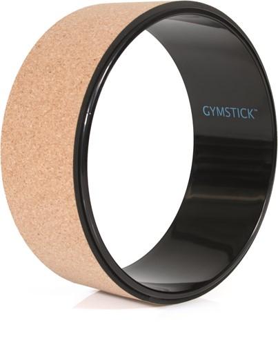 Gymstick Active Yoga Wheel Kurk