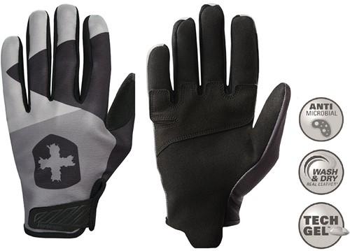 Harbinger Men's Shield Protect Fitness Handschoenen - Zwart/Grijs