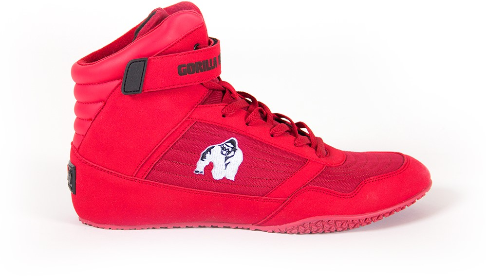 High Tops Schoenen Maat Gorilla 47 Wear White Fitness Red Logo T1clFKJ