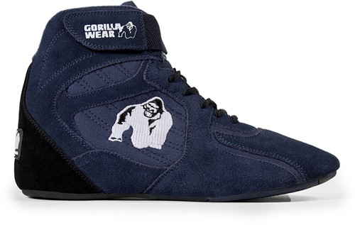 Gorilla Wear Chicago High Tops - Marineblauw Limited""""""""