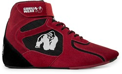"Gorilla Wear Chicago High Tops - Red/Black ""Limited"" - Maat 36"