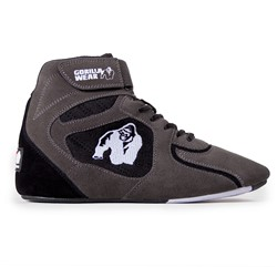 "Gorilla Wear Chicago High Tops - Gray/Black  ""Limited"" - Maat 38"