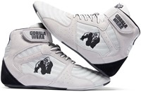 Gorilla Wear Perry High Tops Pro - Wit-3