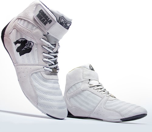 GW Perry High Tops Pro White