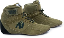 Gorilla Wear Perry High Tops Pro - Army Green - Maat 43