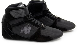Gorilla Wear Perry High Tops Pro - Black/Black - Maat 37
