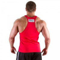 Gorilla Wear Classic Tank Top Red-2
