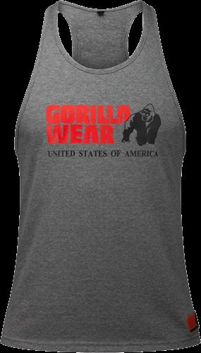 Gorilla Wear Classic Tank Top - Grijs